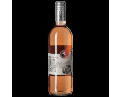 Вино Douglas Green Pinotage Rose розовое полусухое 0,75 л