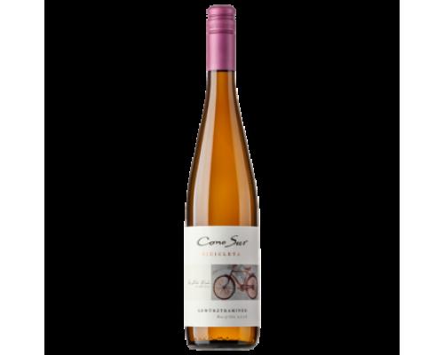 Вино Cono Sur Bicicleta Gewurztraminer белое сухое 0,75