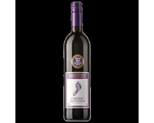 Вино Barefoot Cabernet Sauvignon красное полусухое 0,75 л
