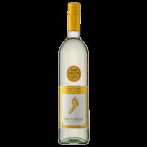 Вино Barefoot Pinot Grigio белое полусухое 0,75 л