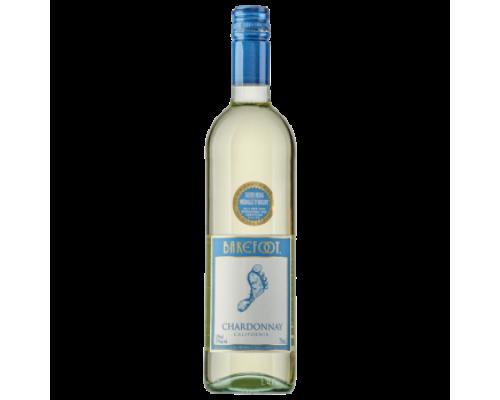 Вино Barefoot Chardonnay белое полусухое 0,75 л