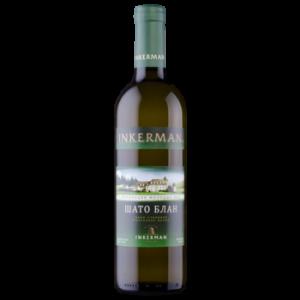 Вино Инкерман Шато Блан белое полусухое 0,7 л