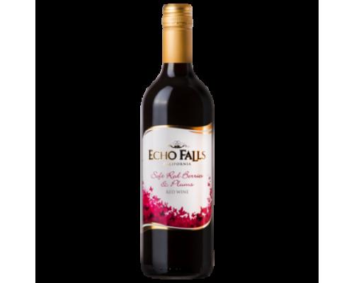 Вино Echo Falls California красное сухое 0,75 л