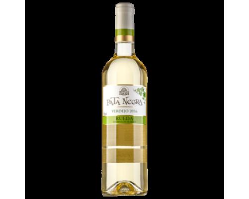 Вино Pata Negra Verdejo белое сухое 0,75 л