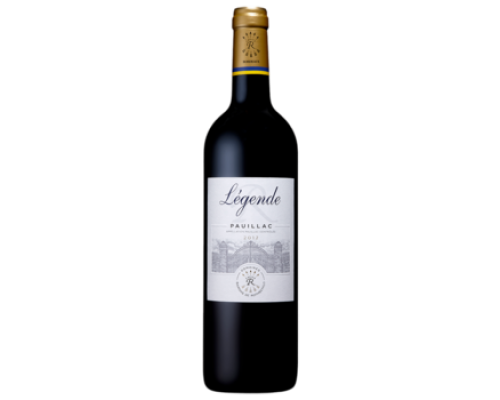 Вино Legende Domaine Barons de Rothschild Pauillac красное сухое 0,75 л