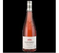 Вино Calvet Rose d'Anjou розовое полусладкое 0,75 л