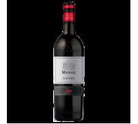 Вино Calvet Reserve Medoc красное сухое 0,75 л