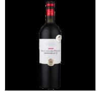 Вино Calvet Sélection des Princes Bordoux красное сухое 0,75 л