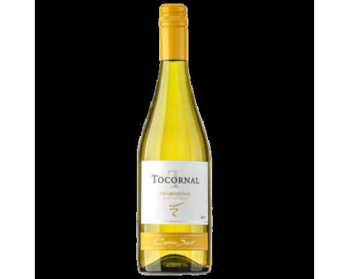 Вино Cono Sur Tocornal Chardonnay белое сухое 0,75 л