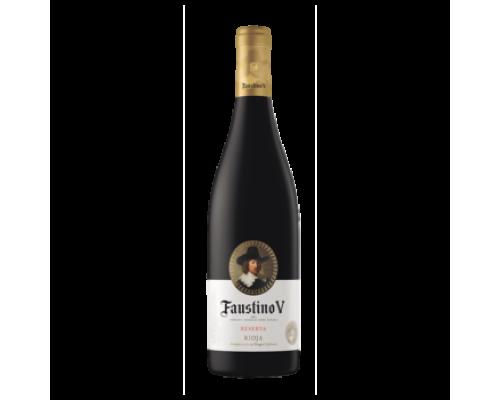 Вино Faustino V Reserva 2011 Tempranillo красное сухое 0,75 л