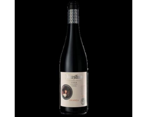 Вино Faustino Crianza Tempranillo красное сухое 0,75 л