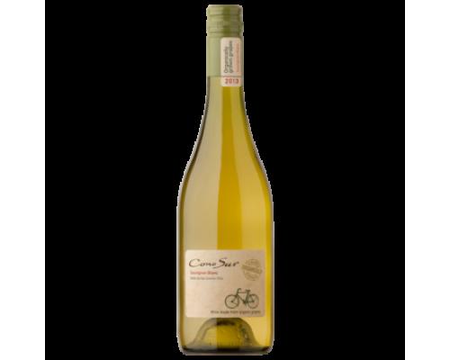 Вино Cono Sur Organic Sauvignon белое сухое 0,75 л