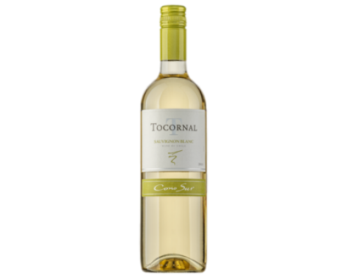 Вино Cono Sur Tocornal Sauvignon Blanс белое сухое 0,75 л