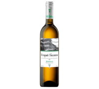 Вино Старый Тбилиси Цинандали белое сухое 0,75 л