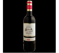 Вино Calvet Chateau Mauriac Bordoux, красное сухое, 0,75 л