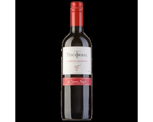 Вино Cono Sur Tocornal Cabernet Sauvignon красное сухое 0,75 л
