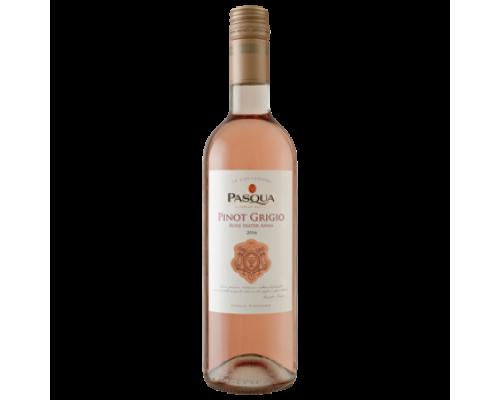 Вино Pasqua Pinot Grigio розовое полусухое 0,75 л