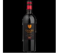 Вино Calvet Cahors Malbec красное сухое 0,75 л