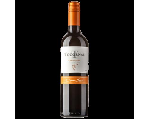 Вино Cono Sur Tocornal Carmenere красное сухое 0,75 л