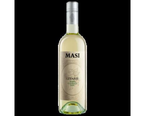 Вино Mazi Levarie Soave Classico белое сухое 0,75 л