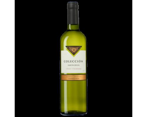 Вино Colleccion Santa Julia Chardonnay Shenin Blanc белое сухое 0,75 л