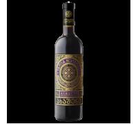 Вино Тайна Колхиды Ахашени красное полусладкое 0,75 л