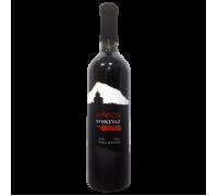 Вино Voskevaz красное полусладкое 0,75 л