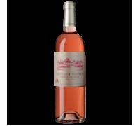 Вино Chateau D'Haurets розовое сухое 0,75 л