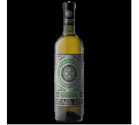 Вино Тайна Колхиды Алазанская долина белое полусладкое 0,75 л