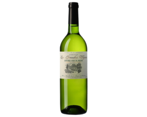 Вино Chateau Les Grandes Vignes белое сухое 0,75 л