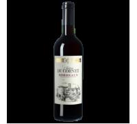 Вино Chateau du Corne красное сухое 0,75 л