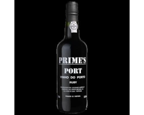 Портвейн Prime's Ruby 0,75 л