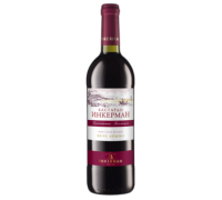 Вино Инкерман Бастардо красное сухое 0,75 л