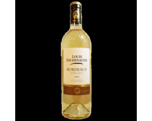 Вино Louis Eschenkauer Bordeaux Moelleux  белое полусладкое 0,75 л
