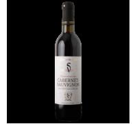 Вино  Союз-Вино Медиум Каберне Совиньон красное полусладкое 0,7 л