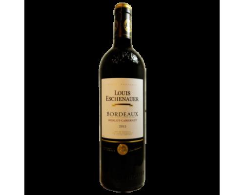 Вино Louis Eschenauer Bordeaux красное сухое 0,75 л