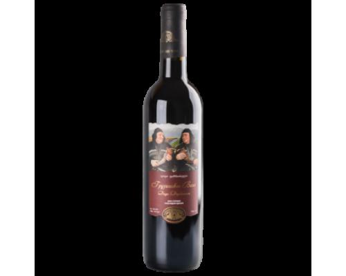Вино Диди Дарбаисели красное полусладкое 0,7 л