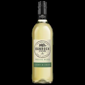 Вино Banrock Station белое полусухое 0,75 л