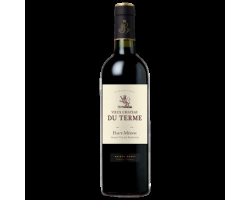 Вино Vieux Chateau Du Terme красное сухое  0,75 л.