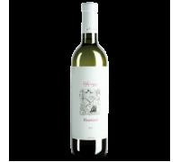 Вино Зураб Церетели Ркацители белое сухое 0,75 л