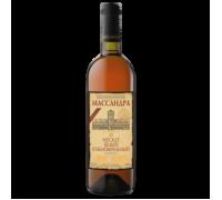 Вино ликерное Массандра Мускат Южнобережный белое 0,75 л