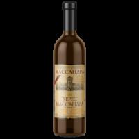 Вино ликерное Массандра Херес белое 0,75 л