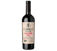 Вино Новое Русское Вино Каберне Мерло красное сухое 0,75 л