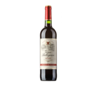 Вино Chateau Belgrave Medoc красное сухое 0,75 л