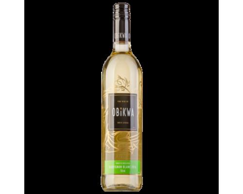 Вино Obikwa Sauvignon белое сухое 0,75 л