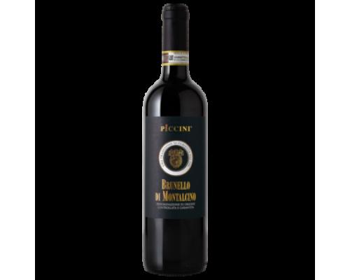 Вино Piccini Brunello di Montalcino красное сухое 0,75 л