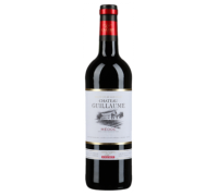 Вино Calvet Chateau Guillaume Medoc красное сухое 0,75 л