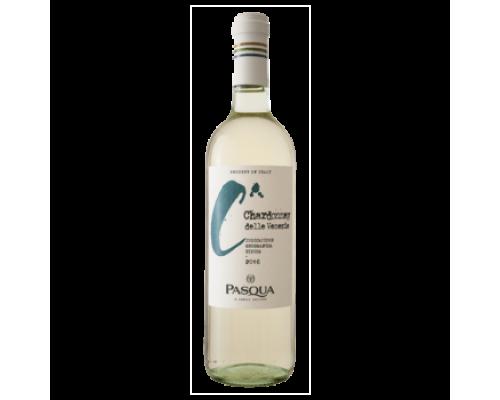 Вино Pasqua Chardonnay белое полусухое 0,75 л