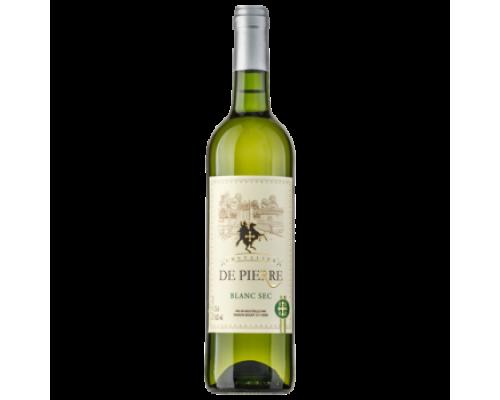 Вино Chevalier de Pierre белое сухое 0,75 л