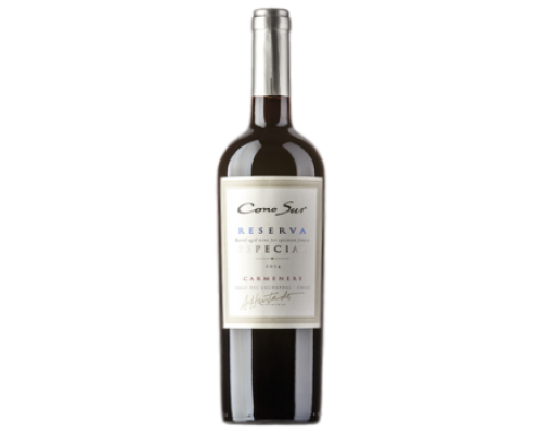 Вино Cono Sur Reserva Especial Carmenere красное сухое 0,75 л